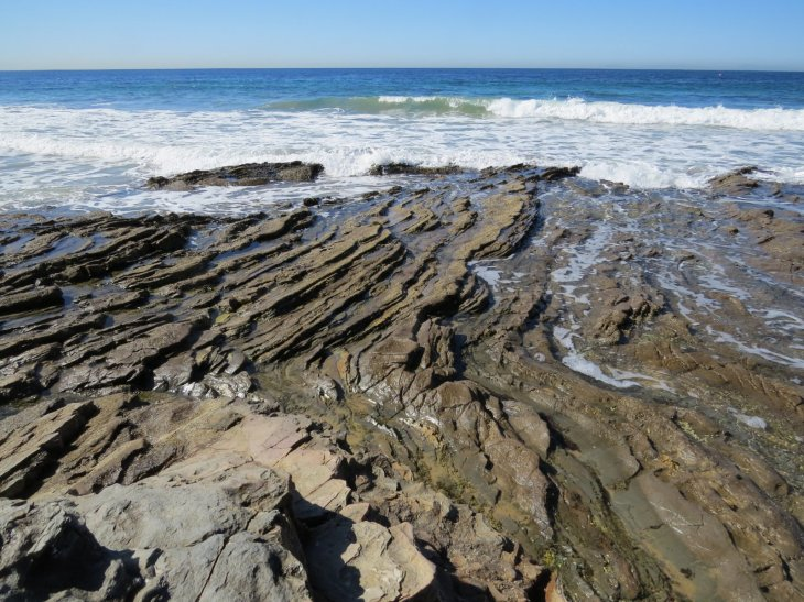 Tidepools at Crystal Cove