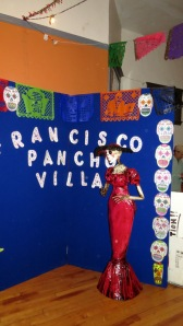 Another from the Mexican Consulate, this one to Pancho Villa.