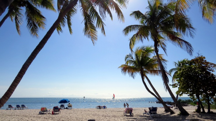 04-beach toward Cuba