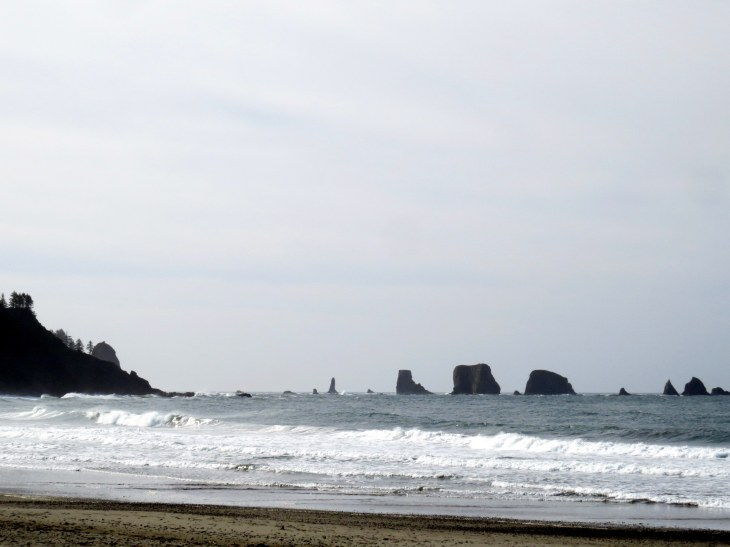 First Beach, La Push