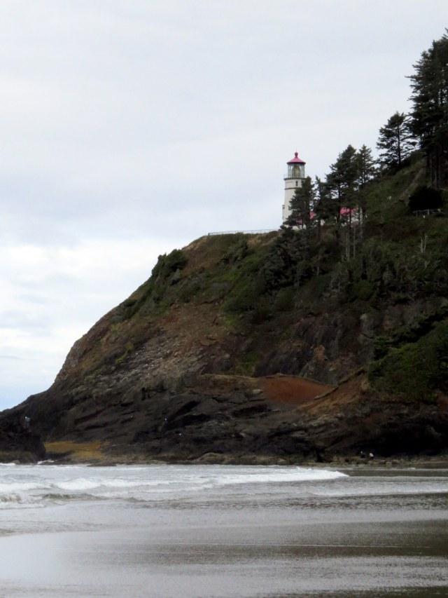 Hecta Head Lighthouse.