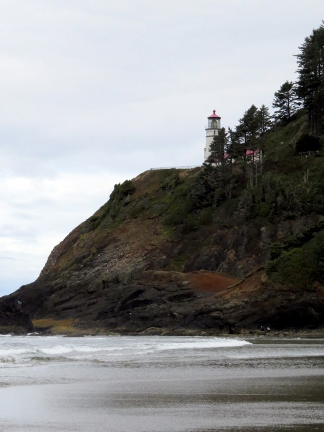 Hecta Head Lighthouse.