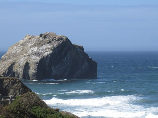 Face Rock, Bandon, Oregon.